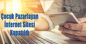Çocuk pazarlayan internet-mağazasına soruşturma