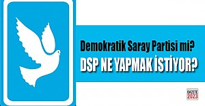 DSP:Demokratik Saray Partisi mi?